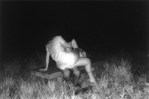 © Kohei Yoshiyuki, 'Untitled', 1973, from the series 'Park'.